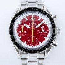 Omega Speedmaster Automatic Schumacher Chronograph Jahr 1999