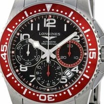 Longines HydroConquest Column Wheel Gents Large