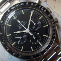 Omega 1966 TRANSITIONAL Omega Speedmaster 105.012 CaL 321