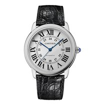Cartier Ronde Automatic Mens Watch Ref w6701010