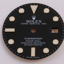 Rolex Mens 116613 Submariner - Black Index Maxi Marker Dial
