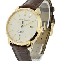 Ulysse Nardin 8156-111-2/91 Classico in Rose Gold - On Brown...