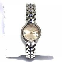 Ebel Beluga Stainless Steel Ladies Watch W/ Diamonds &...