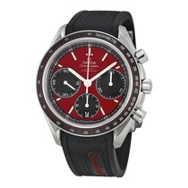 Omega Speedmaster Racing Automatic Chrono Mens Watch 326324050...