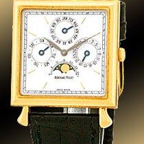 Audemars Piguet Gent's 18K Yellow Gold  Square Perpetual...
