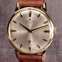 Zenith 1200 Classic Vintage 18kt. Gold Watch Cal. 40t Top...