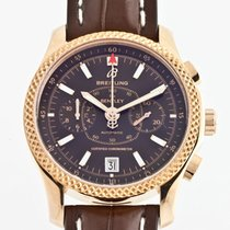 Breitling Mark VI  Rose Chocolate Dial