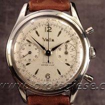 Vetta Vintage Waterproof-style Steel Chronograph Cal. 130...