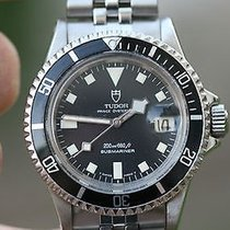 Tudor Rolex  Prince Oysterdate Submariner 94110 Stainless...