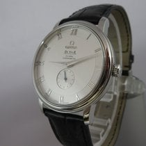 Omega De Ville Co-Axial Small Seconds 39mm - Full Set