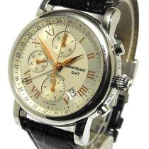 Montblanc Star Automatik Gmt Chronograph Ref 7067