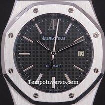 Audemars Piguet Royal Oak auto 39mm black dial full set &...