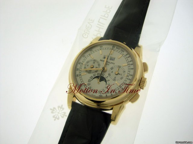 Patek Philippe 5970R - Factory Sealed - PERPETUAL CALENDAR CHRONOGRAPH ROSE