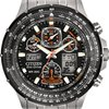 Citizen Super Skyhawk Swiss Hornet Display Team Eco Drive Solar