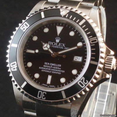 Rolex Seadweller