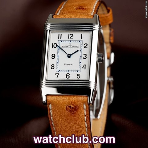 Jaeger-LeCoultre Reverso Classique - Under JLC Warranty [On Hold]