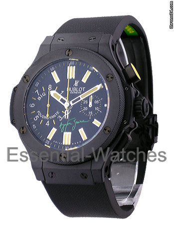 Hublot Aryton Senna 2 - Big Bang Limited Edition