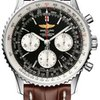 Breitling Navitimer 01 Steel on Croco Tang