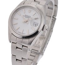 Rolex Used 79160 Ladys DATE with Oyster Bracelet 79160 -...