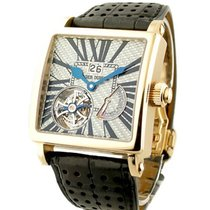 Roger Dubuis 40mm GOLDEN SQUARE TOURBILLON