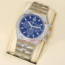 Vacheron Constantin Overseas Chronograph BLUE DIAL 49150/B01A-...