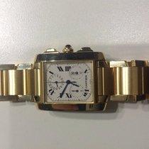 Καρτιέρ (Cartier) Tank Francaise chronograph