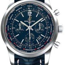 Breitling Transocean Unitime Pilot Chronograph 46 mm
