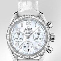 Omega SPEEDMASTER CHRONOGRAPH 38 MM Diamantes