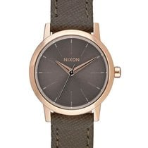 Nixon A398-2214 Kenzi Leather Rose Gold Taupe 26mm 5ATM