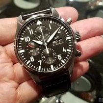 IWC IW377709 Pilot's Watch Chronograph 43mm