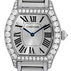 "Cartier Diamond ""Tortue""."