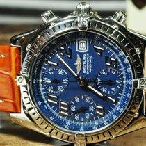 Breitling Chronomat Vitesse with Blue Dial