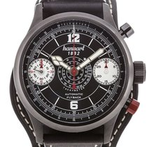 Hanhart Pioneer Stealth 1882 45 Automatic Flyback L.E.