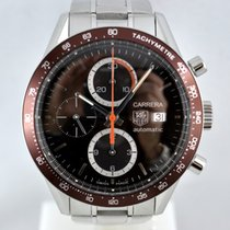 TAG Heuer Carrera Chronograph Brown