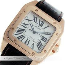 Cartier Santos100 XL Rosegold W20108Y1