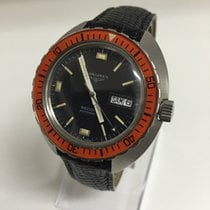 Longines Record - Automatic - Perfect condition - New Service