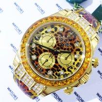 Rolex Daytona Cosmograph Leopard - 116598 SACO