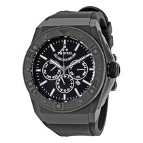 TW Steel CEO Diver Automatic Black Dial Titanium-Coated...
