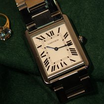 Cartier Tank Solo – 2010 – Full Set – Coming Soon