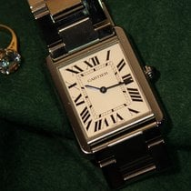 Cartier Tank Solo – 2010 – Full Set – Reserved