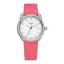 Hermès Arceau Automatic MM 32mm Ladies Watch Ref AR6.410.130/WWU5