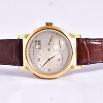 A. Lange & Söhne Lange 1 Yellow Gold 101.021