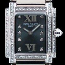 Patek Philippe Twenty 4 en or blanc et diamants
