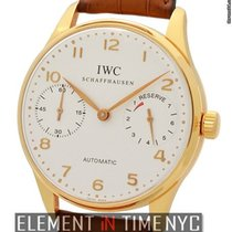 IWC Portuguese Collection Automatic 7-Day Power Reserve...