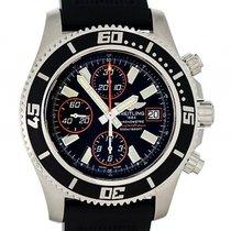 Breitling Superocean Chronograph II Stahl Automatik Chronomete...