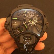 Hublot Masterpiece MP-02 Key of Time Black DLC Titanium