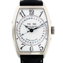 Franck Muller 5850 MC Master Calendar  Gold Automatic Mens Watch