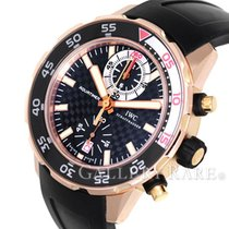 IWC Aquatimer Flyback Chronograph Rose Gold 44MM