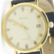 Longines Admiral 18k Solid Yellow Gold Automatic 35mm Cal. 501