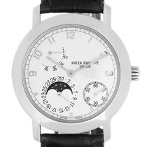 Patek Philippe Annual Calendar Men's White Gold Watch ref....